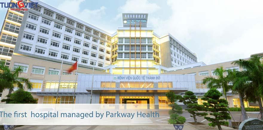 Bệnh viện Quốc tế Thành Đô