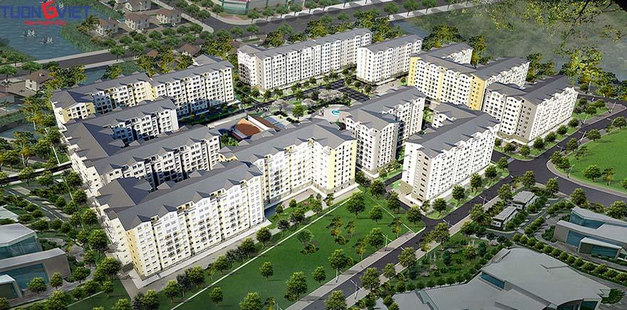 Hệ thống căn hộ Ehome