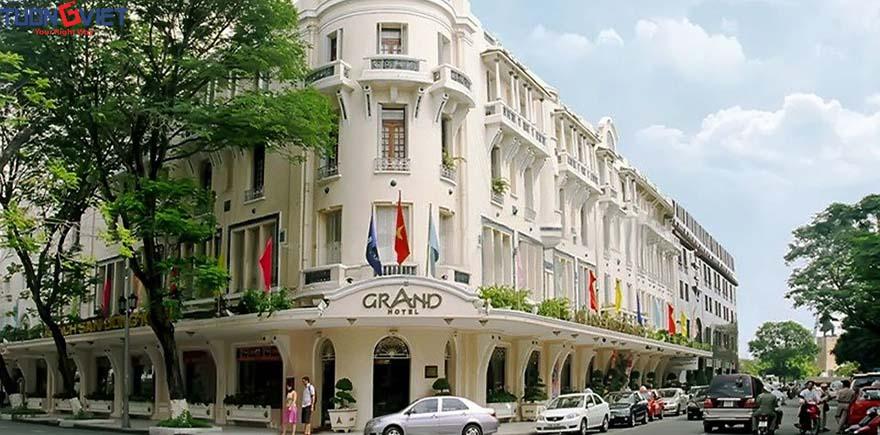 Khách sạn Grand Sài Gòn (5 sao)