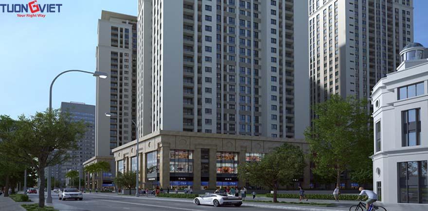 Home City - Trung Kinh Complex