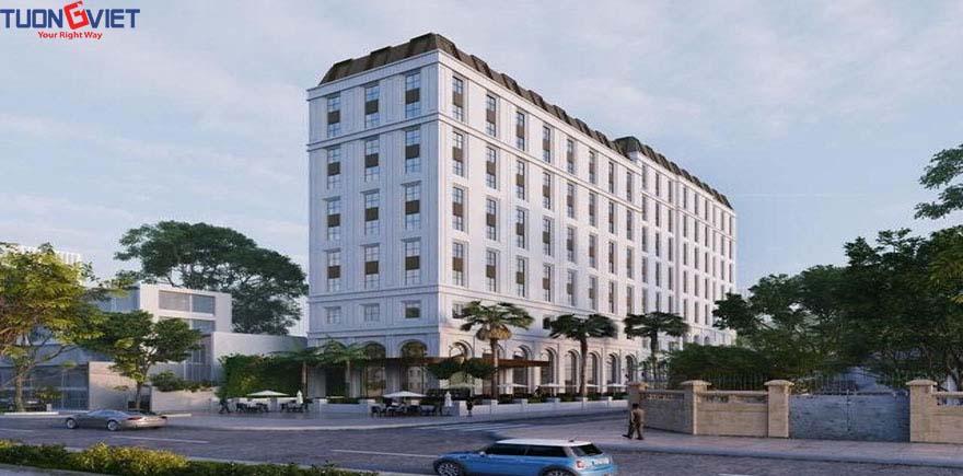 Khách sạn Marie Curie