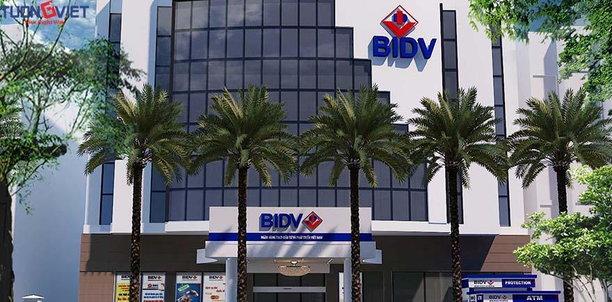 Hệ thống ngân hàng BIDV