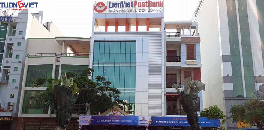 Hệ thống Ngân hàng Bưu điện Liên Việt