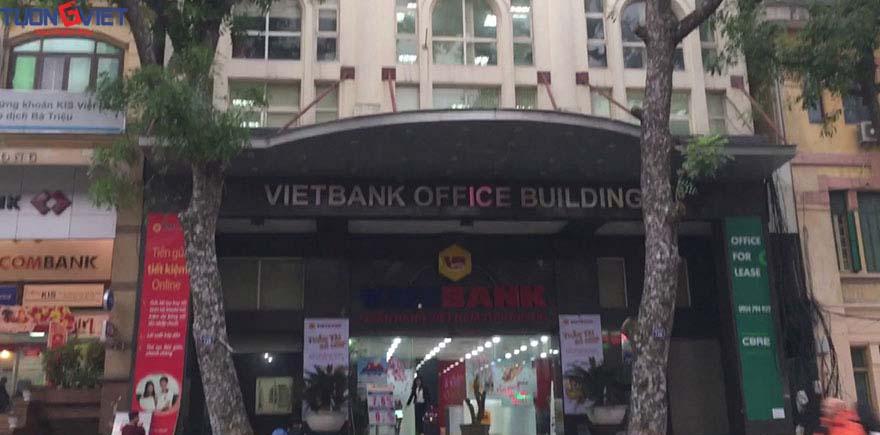 Ngân hàng Việt Nam Thương tín (VietBank)