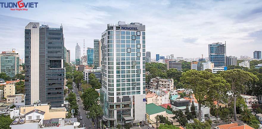 Khách sạn Novotel HCM (4 sao)