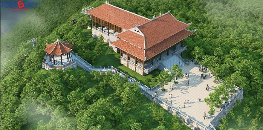 Khu du lịch tâm linh - sinh thái Tây Yên Tử