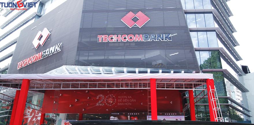 Hệ thống ngân hàng Techcombank