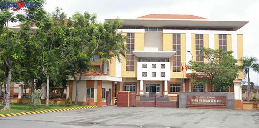 Ủy ban nhân dân Quận Tân Phú