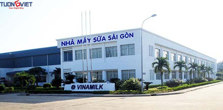Công ty cổ phần sữa Việt Nam (Vinamilk)